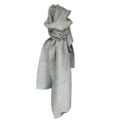 Echarpe en laine - creme casual