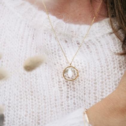 Collier Aura - équilibre - Amulette - 10715