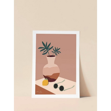 Carte postale - Sun sun sun