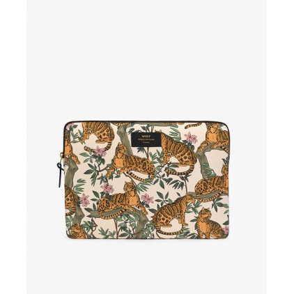Pochette ordinateur 13 pouces - Lazy Jungle