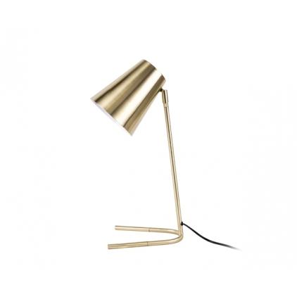 Lampe à poser - Noble - métal brossé