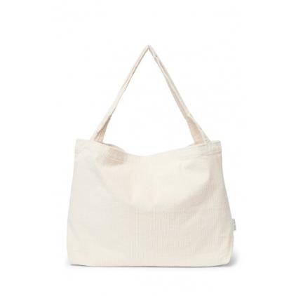 Mom-Bag - Old white rib