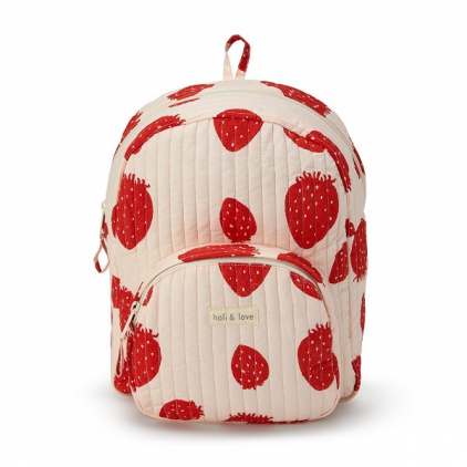 Sac à dos - Pink Strawberry