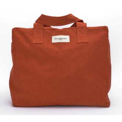 Célestins- The 24h bag en coton recyclé - Terre de Soleil