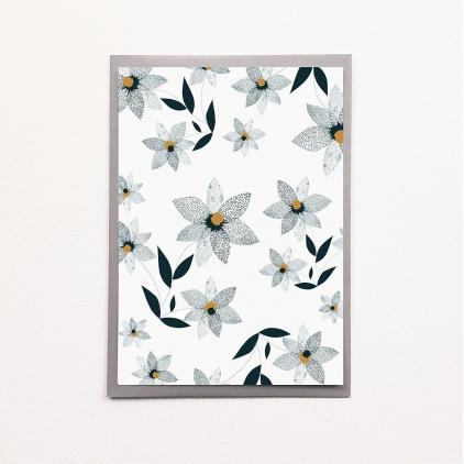 Carte simple - Avril