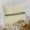 bracelet Paloma gris - 0403