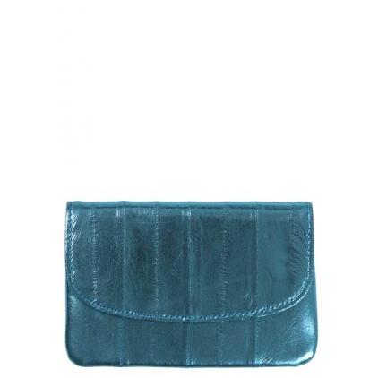 Porte cartes Handy rainbow metallic - Dusty blue