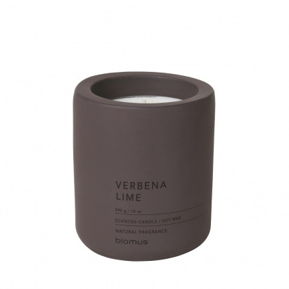 Scented Candle large - Verbena Lime