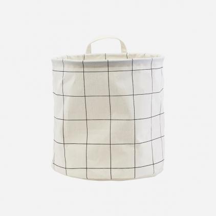 Storage - Squares - Black & white - Medium