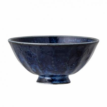 Bol en porcelaine-bleu
