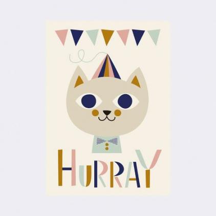 Mr Cat poster