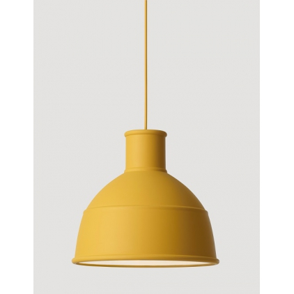 Unfold pendant lamp - moutarde