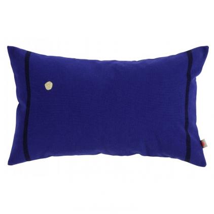 housse coussin 30 x 50 cm - Suzette So Blue