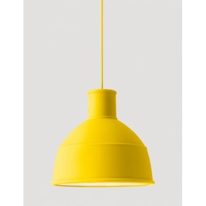 Unfold pendant lamp jaune