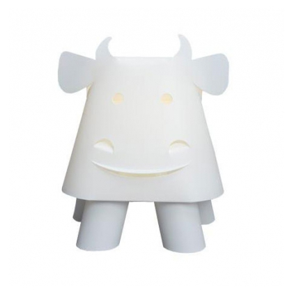 lampe vache
