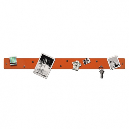 Magnetic strip 6,5 x 71 cm orange