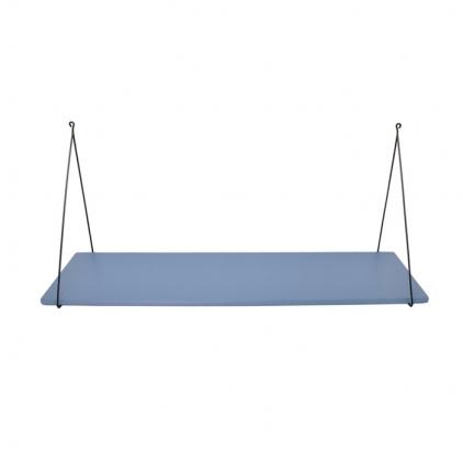 Etagère Babou 1 - 24 x 85 x 33 cm bleu paradis