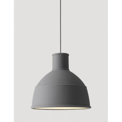 Unfold pendant lamp - gris fonce