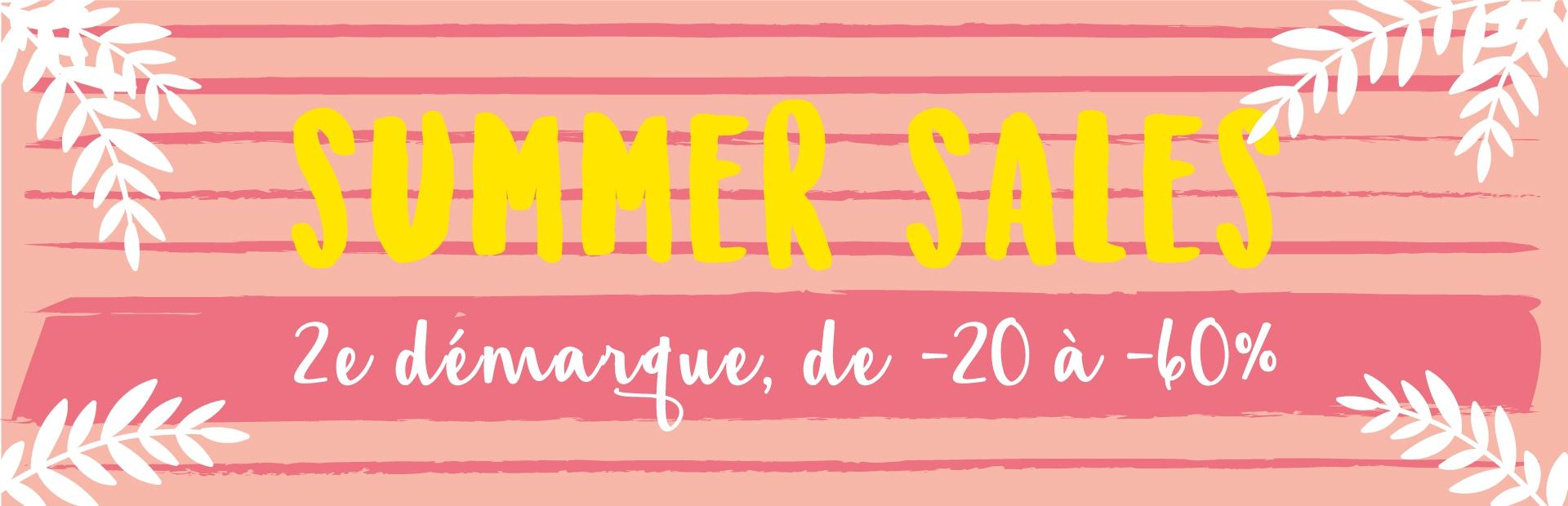 Summer sales